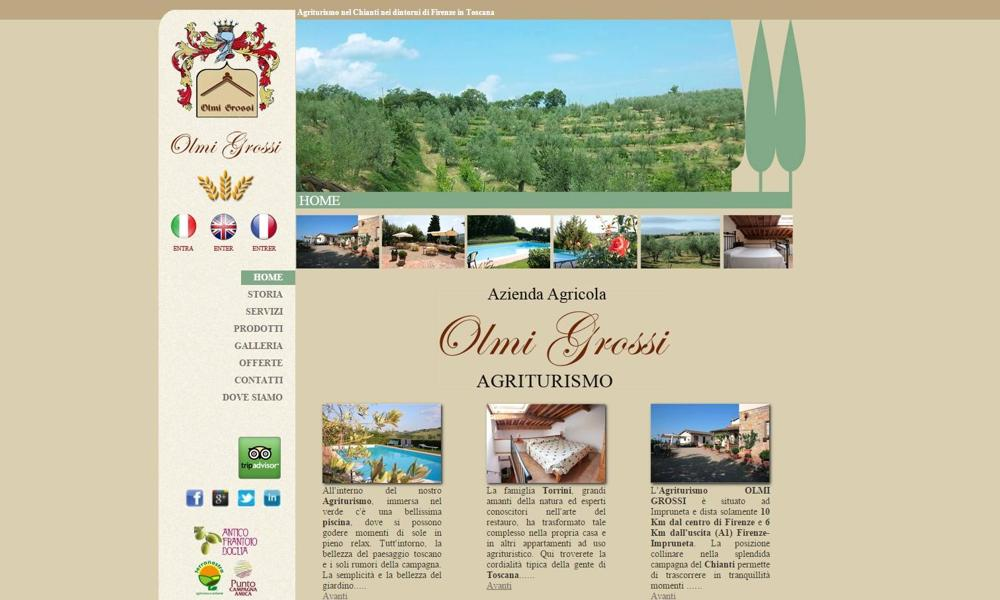 Agriturismo Inalbi Firenze